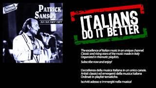 Patrick Samson - Soli Si Muore
