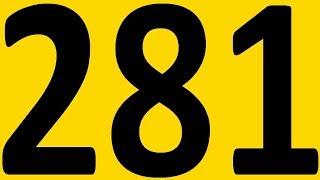 БЕСПЛАТНЫЙ РЕПЕТИТОР. ЗОЛОТОЙ ПЛЕЙЛИСТ. АНГЛИЙСКИЙ ЯЗЫК BEGINNER УРОК 281 УРОКИ АНГЛИЙСКОГО ЯЗЫКА