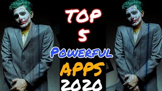 Top 5 AMAZING Android Apps 2020 | Most Useful Android Apps You have to know