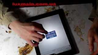 Ремонт сенсорного стекла(touchscreen) на ipad new 3(Ремонт/Замена сенсорного стекла(touchscreen) на ipad new 3 http://luxmain.com.ua/, 2014-02-15T11:40:27.000Z)