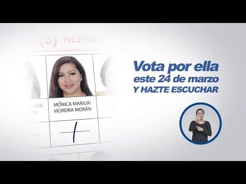 Mónica Mariuxi Moreira Morán - YouTube 2e417aaf06