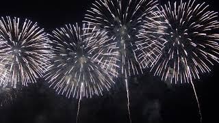 Nagaoka Fireworks Festival 2018 Phoenix by Sony RX100M4