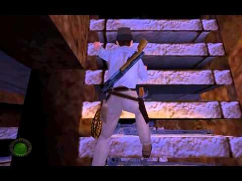 Indiana Jones and the Infernal Machine PC Longplay 12 - Meroe