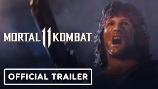 Mortal Kombat 11 Ultimate - Official Rambo (Kombat Pack 2) Trailer