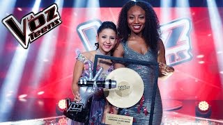 Caliope, ganadora de La Voz Teens Colombia | Exclusivo