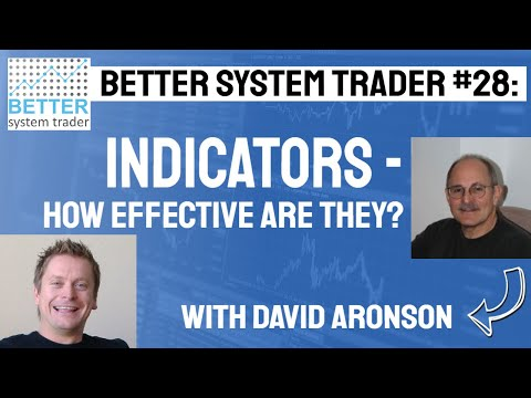 028: David Aronson shares research into indicators that identify Bull and Bear markets.