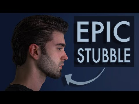 HOW ANY MAN CAN ACHIEVE EPIC STUBBLE  | Men's beard tutorial | Jorge Fernando