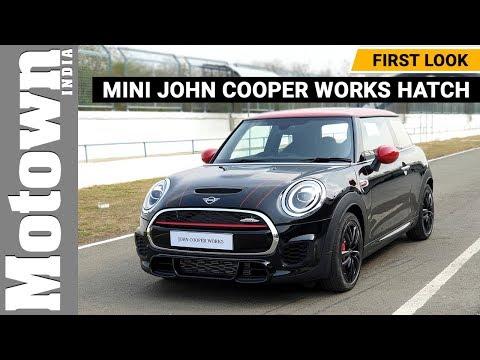 MINI John Cooper Works   First Look   Motown India