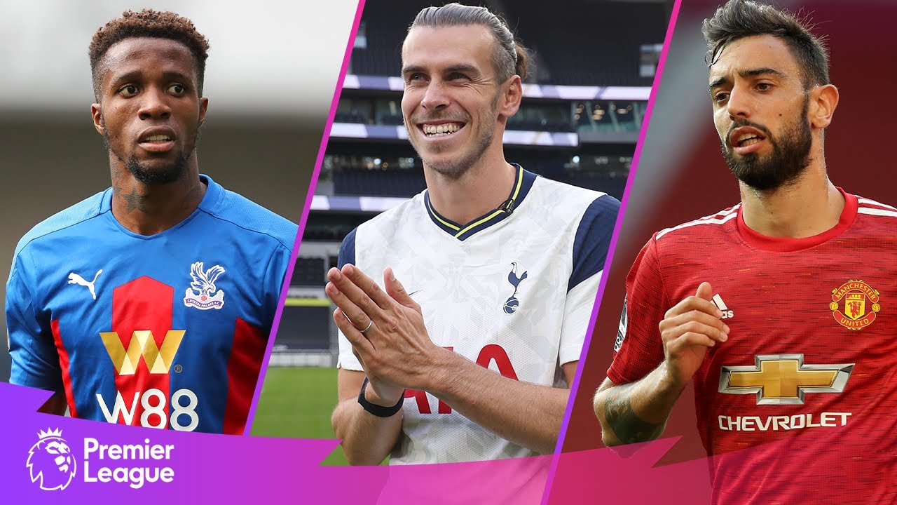 OUTSTANDING Premier League goals from previous 2020/21 MW3 fixtures | Zaha, Bale, Fernandes & more!