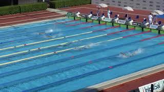 100m SL-Cadetti Maschi -Qualifiche  Batteria 1 -Roma Agosto 2