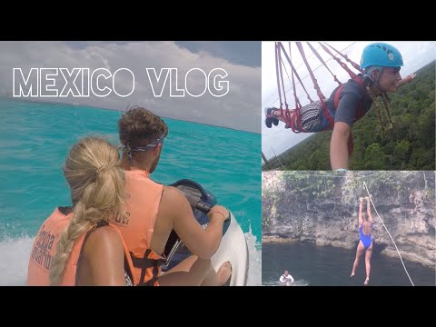 COME TO MEXICO WITH ME | SYD'S VLOG | SYD AND ELL