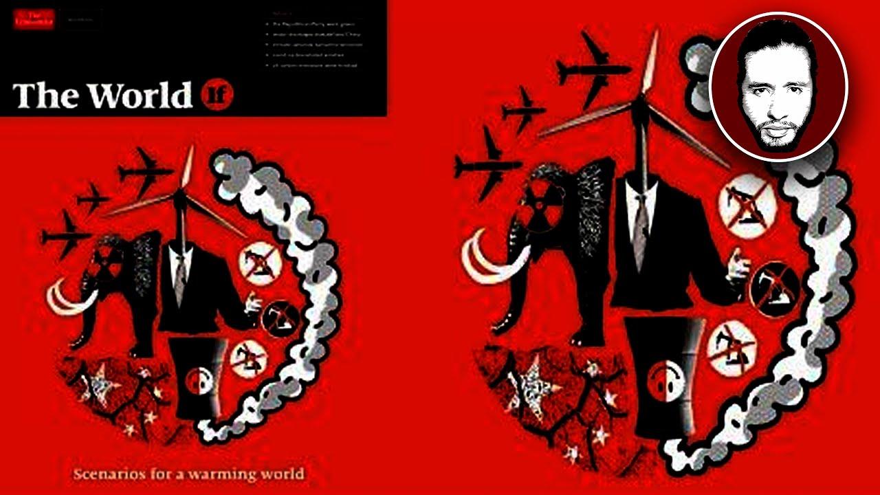 The Economist Portada The World If 2020 2021