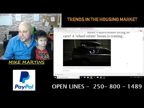 Trends In the Housing Market - OPEN LINES