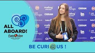 Eurovision 2018 - Belgium - Sennek - Be Curious !