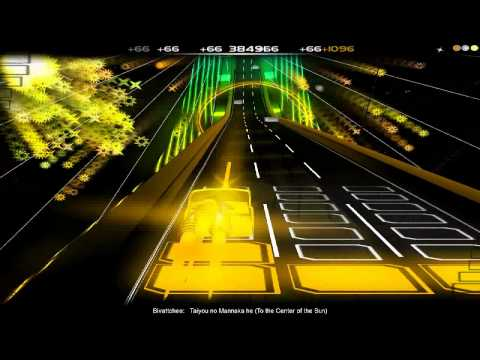 Audiosurf: Bivattchee - Taiyou no Mannaka he