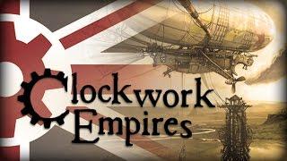 Clockwork Empire (Новая уникальная стратегия - песочница) - Превью