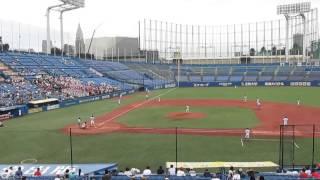 第97回全国高等学校野球選手権大会東東京大会準々決勝 日大豊山 - 修徳.