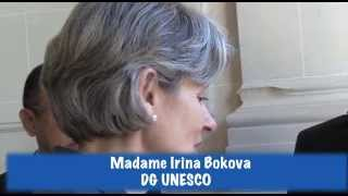 Interview Irina Bokova