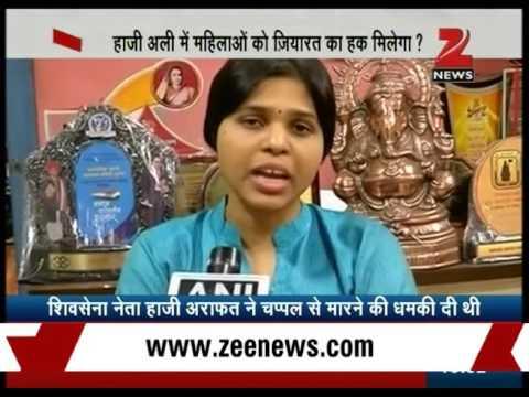 Haji Ali Dargah row: Trupti Desai wants support of Aamir, Salman, SRK