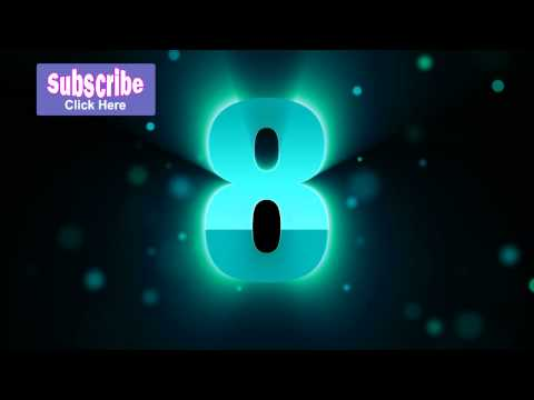 Baby Magic 123 - 123 Little numbers Count down 10 to 1 | Learn to count Numbers