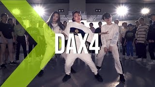 Gambar cover 사이먼 도미닉 (Simon Dominic) - 'DAx4' / LIGI Choreography.