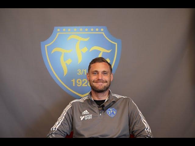 Ledarstaben i Falkenbergs FF - del 4: Tobias Tuvesson