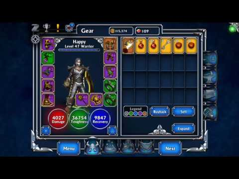 How to play Eternium game in last level to defeat the boss elban tricks and  tips full guide
