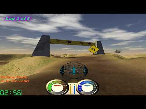 WheelRacer 3D (Windows game 2005) |