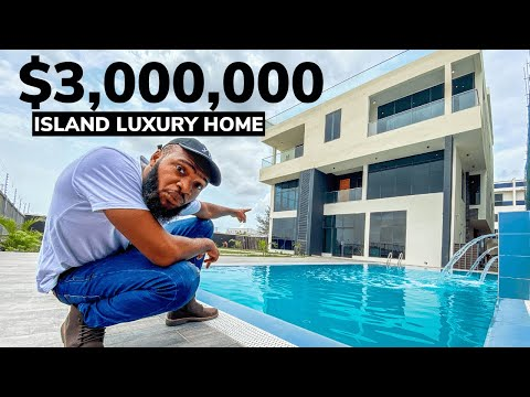 Whats Inside a $3 Million Banana Island Lagos Mansion?