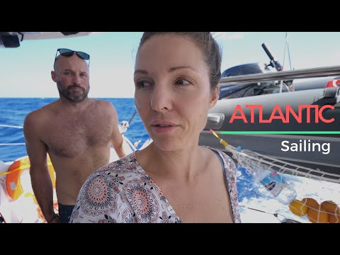 How to Sail Across the Atlantic in 14 Days EP 27