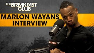 Marlon Wayans Talks 'Woke-ish', Netflix and Mo'Nique, TV Reboots + More thumbnail