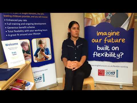 Flexible Working In Childcare Industry