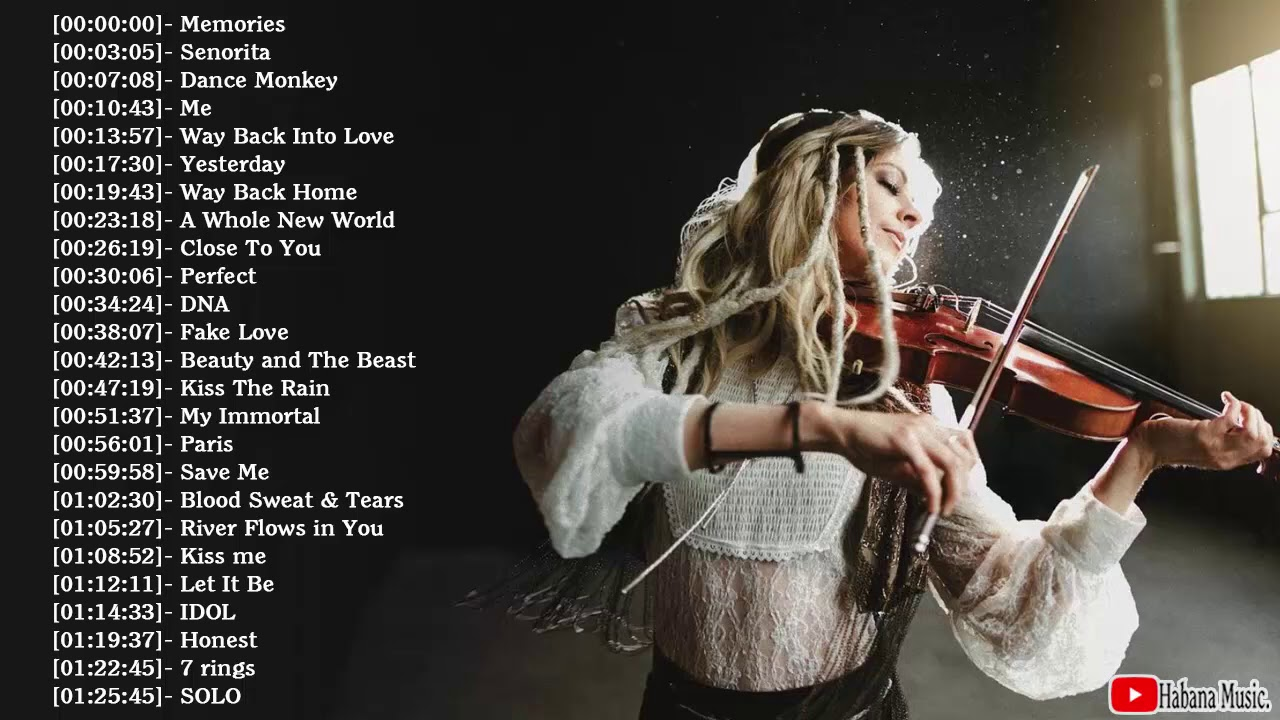 Download Top 40 Covers of Popular Songs 2020 - Best Instrumental Violin Covers Songs All Time
