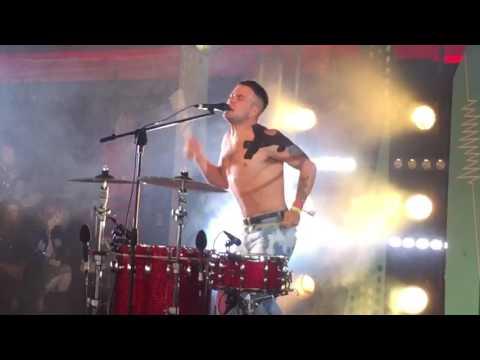 Glastonbury 2017 - Slaves - BBC Introducing stage