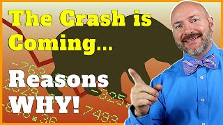 3 Reasons a 2021 Stock Market Crash is Coming #Shorts