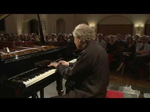 András Schiff - Bach. French Suite No.3 in B minor BWV814