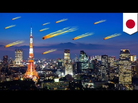 Japanese startup plans world's first man-made meteor shower for Tokyo Games - TomoNews