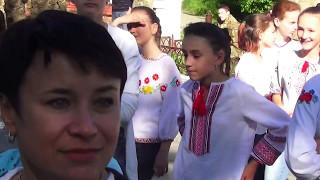 Парад 9 Мая 2017 в Новой Каховке (1 ч.)