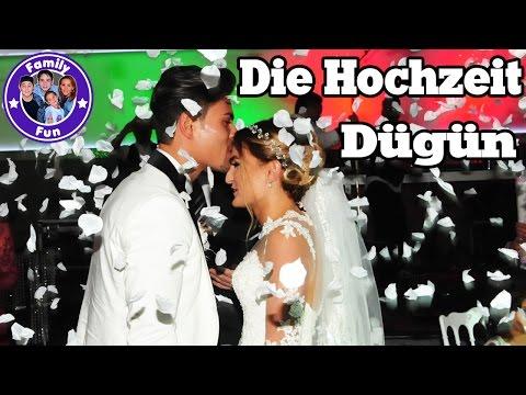 TÜRKISCHE HOCHZEIT DÜGÜN von Hakan und Ilkay | unser Sohn heiratet  | FAMILY FUN TBATB