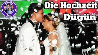 TÜRKISCHE HOCHZEIT DÜGÜN von Hakan und Ilkay   unser Sohn heiratet    FAMILY FUN TBATB