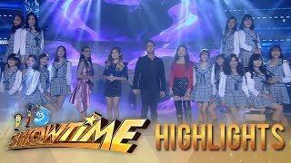 It's Showtime: Himig Handog 2018 Interpreters perform on It's Showtime