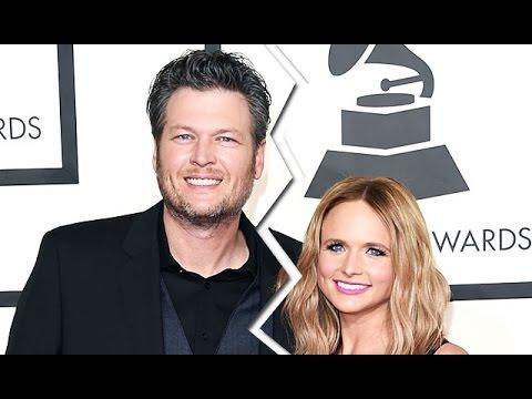 Miranda Lambert Cheats On Blake Shelton TWICE Before Divorce? OMFG
