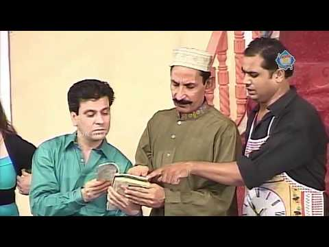 Iftikhar Thakur Stage Drama Clips