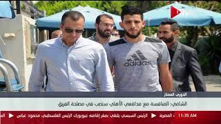 عبدالله الشامي: المنافسة مع مدافعي الأهلي ستصب في مصلحة الفريق