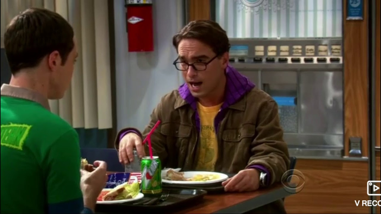 Download The Big Bang Theory S2 E2- Leonard makes a date