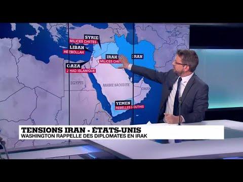 "Tensions avec l'Iran : les États-Unis invoquent une ""menace imminente"""