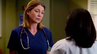 Bailey assigns Meredith as chief of general surgery- grey's anatomy 12x02