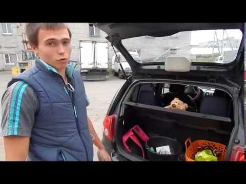 Тест-драйв Hyundai Getz 1,3 GLS. Компактная городская повозка!