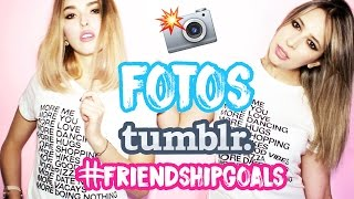 Fotos TUMBLR ft. Kika Nieto y Santimaye! #FriendshipGoals | Nancy Loaiza