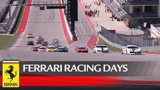 Ferrari Challenge 2018 – Ferrari Racing Days at COTA: Recap